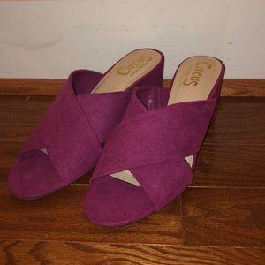 Circus by Sam Edelman Pink Sandals